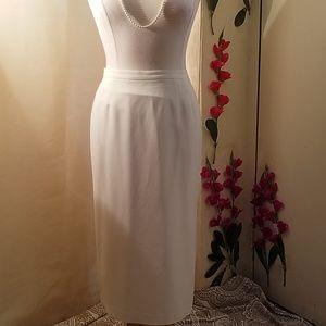 Dresses & Skirts - Beige long skirt